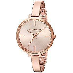 Michael Kors Jaryn Rose Gold Ladies Watch MK3547
